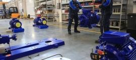 В московском технопарке «Индиго» открыт завод по производству насосного оборудования