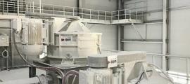 «РИФ-Микромрамор» запустил 2-ю очередь завода ультратонкого наполнителя из мрамора